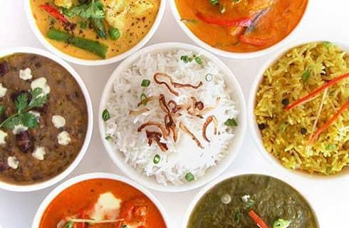 Indian Wedding Vegetarian Food Menu List